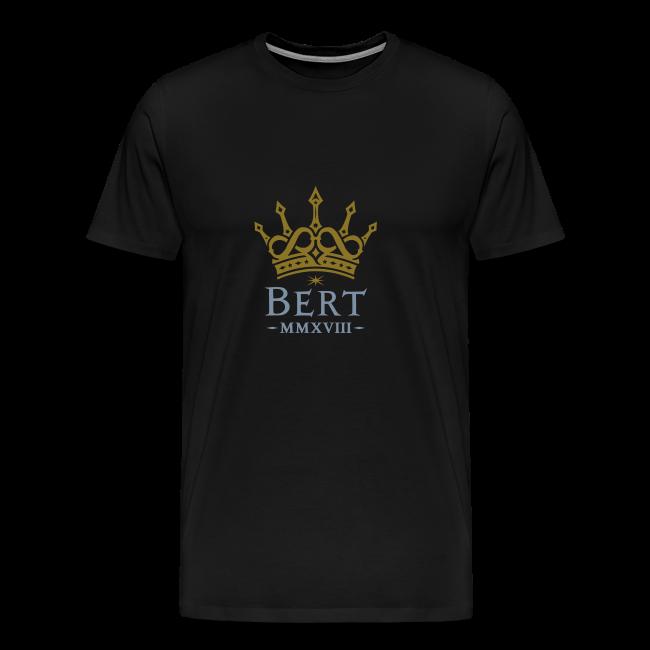 QueenBert 2018-Gold/Silver