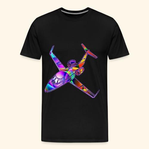 Avion  - T-shirt Premium Homme