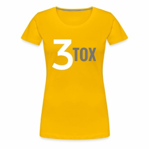3TOX LADIES - Women's Premium T-Shirt
