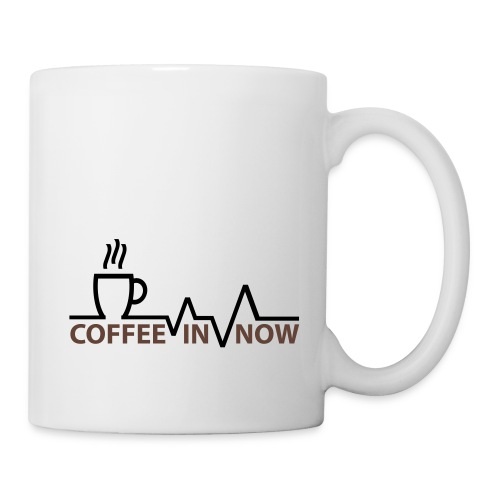 COFFEE IN NOW - Tasse