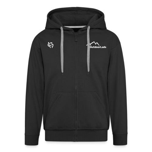 Climbing & Bouldering Leader Premium Hooded Jacket - Men's Premium Hooded Jacket