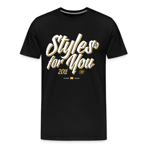 styles4you 2018 - Männer Premium T-Shirt