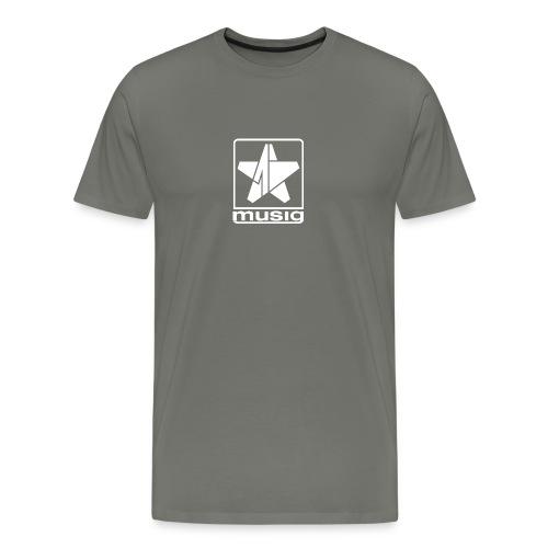 1 Stern - Männer Premium T-Shirt