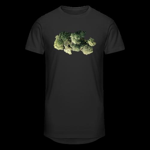 trees men - Männer Urban Longshirt