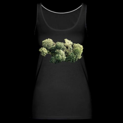 trees fem - Frauen Premium Tank Top