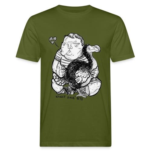 Friedem. Zschiedrich Hausdodo - Männer Bio-T-Shirt