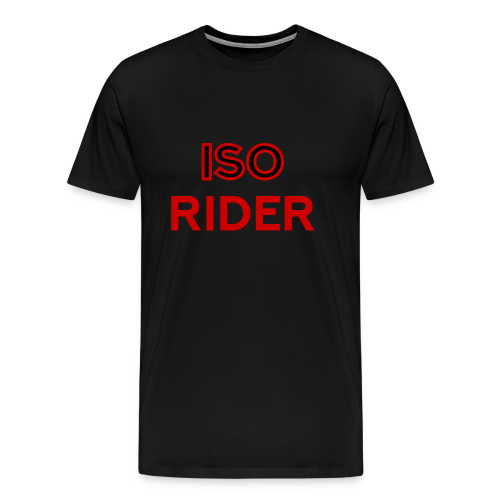 ISO Rider - Männer Premium T-Shirt