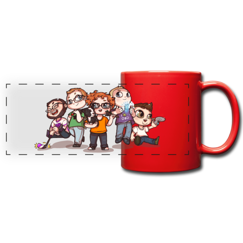 Chibi Mug - Full Color Panoramic Mug