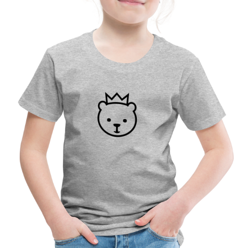 Berliner Bär - Kinder Premium T-Shirt