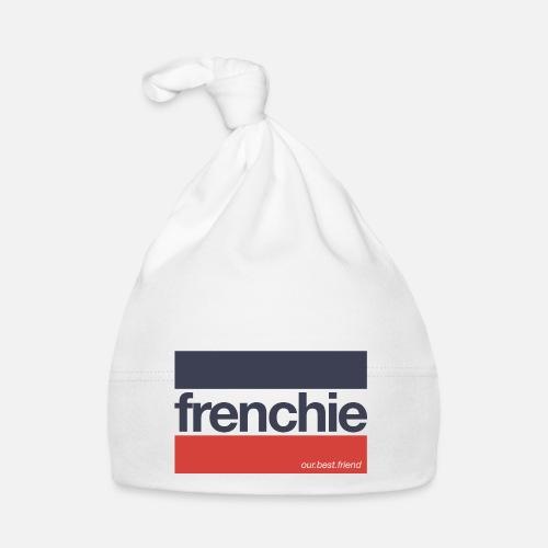 Frenchie Stripes - Baby Mütze