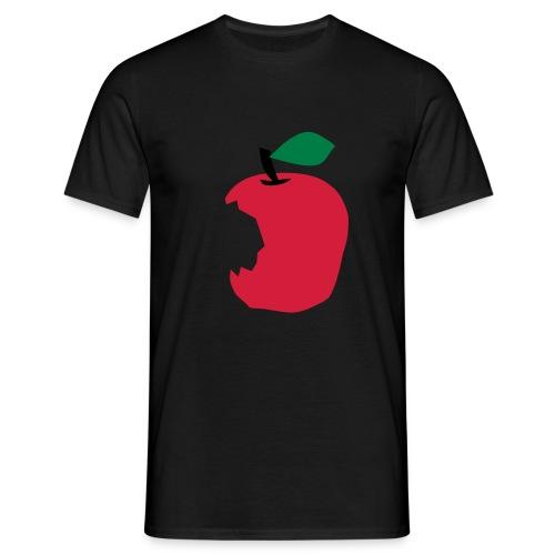 apple - Mannen T-shirt
