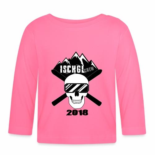 Ischgl Crew 2018 Baby - Baby Langarmshirt