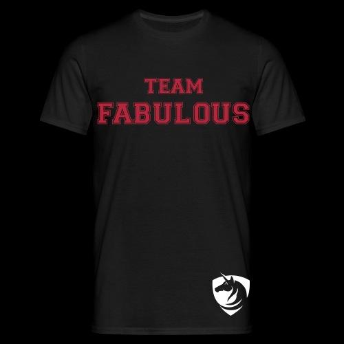 Basic Team Shirt Men - Männer T-Shirt