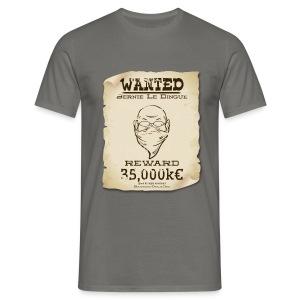 Avis de recherche - T-shirt Homme