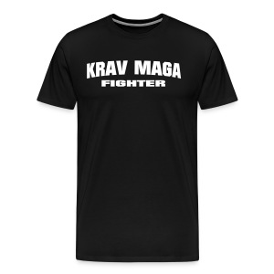 T-Shirt - Krav Maga Fighter - Männer Premium T-Shirt