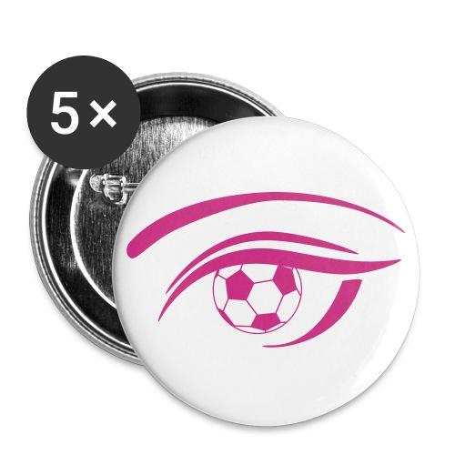 Badge logo Demoiselles - Badge petit 25 mm