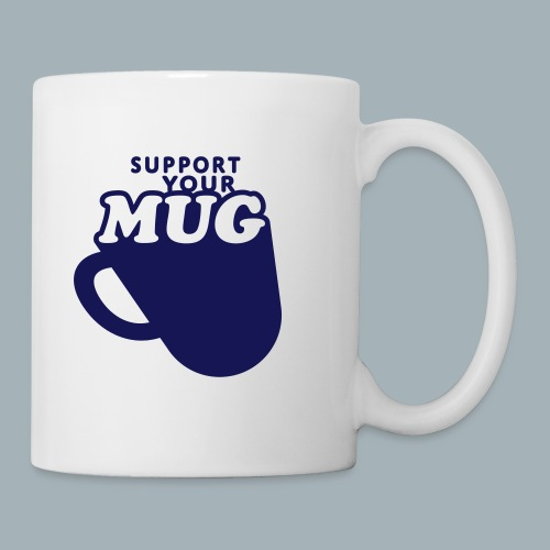 Support Your Mug Premium T-shirt - Mok