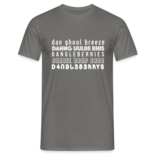 Dangleberries! - Men's T-Shirt