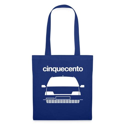 Tote Bag - Cinquecento Sporting monotone - Tote Bag