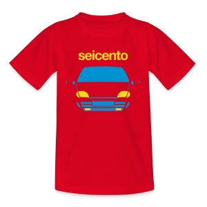 Kids' T-Shirt - Seicento Sporting duotone - Kids' T-Shirt