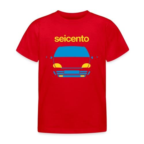 Kids' T-Shirt - Seicento Sporting duotone - Kids' T-Shirt