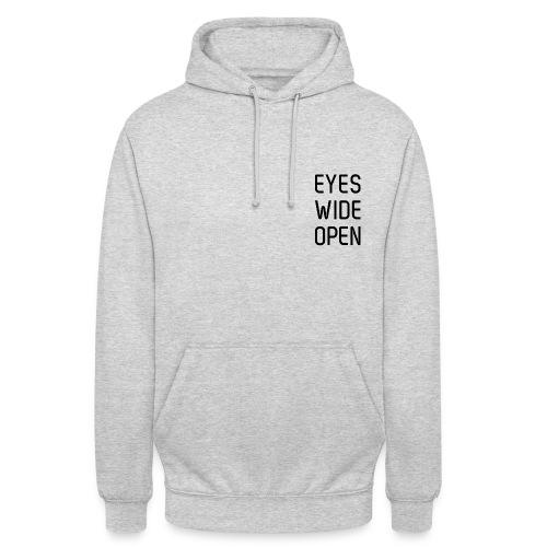 EWO PULL GREY - Sweat-shirt à capuche unisexe