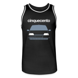 Men's Basketball Jersey - Cinquecento Sporting duotone - Men's Basketball Jersey