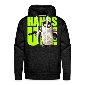 hands up! - Men's Premium Hoodie