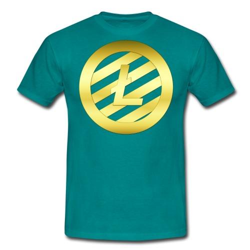 Litecoin - Männer T-Shirt