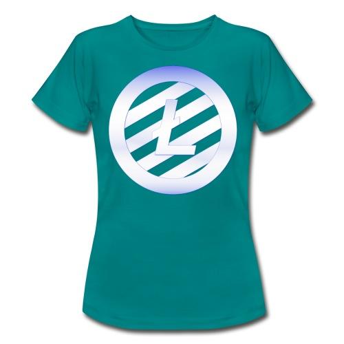 Litecoin - Frauen T-Shirt