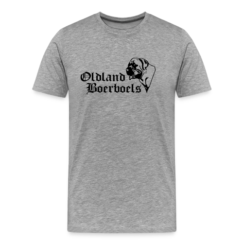 Oldland Boerboels Männer Shirt - Männer Premium T-Shirt