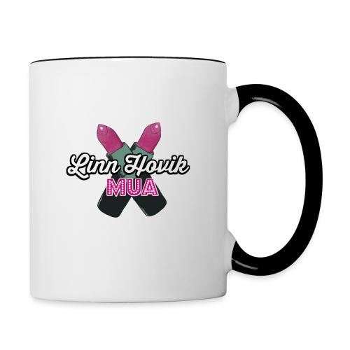 Black MUA Coffee Mug - Contrasting Mug