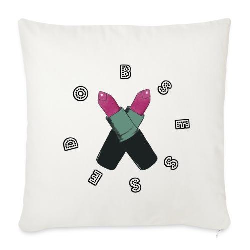Obsessed Pillow Case - Sofa pillowcase 17,3'' x 17,3'' (45 x 45 cm)