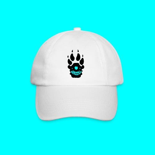 Lippalakki (musta/turkoosi logo) - Lippalakki