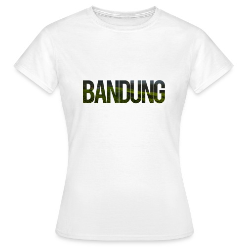 Bandung vrouwen shirt - Vrouwen T-shirt