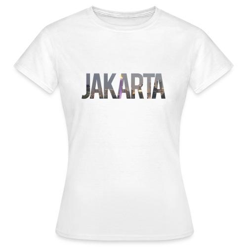 Jakarta vrouwen shirt - Vrouwen T-shirt