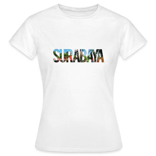 Surabaya vrouwen shirt - Vrouwen T-shirt