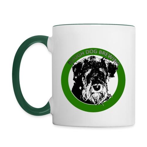 Rough Dog MUGG - Tvåfärgad mugg