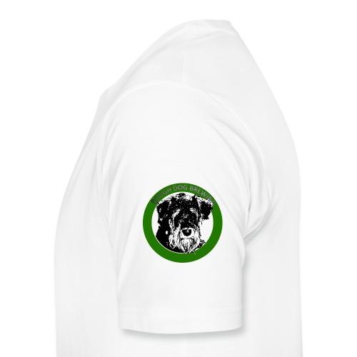 Rough Dog T-SHIRT - Premium-T-shirt herr