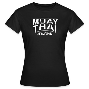Muay Thai T-Shirt Damen - Frauen T-Shirt
