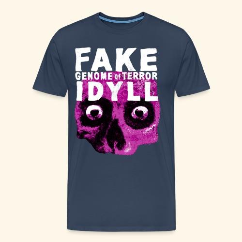 FAKE IDYLL - Männer Premium T-Shirt