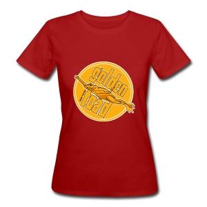 Volker Konrad Goldkröte Shirt - Frauen Bio-T-Shirt
