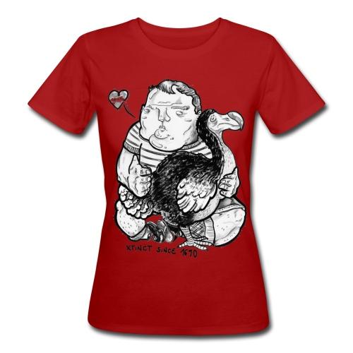 Friedem. Zschiedrich Hausdodo - Frauen Bio-T-Shirt