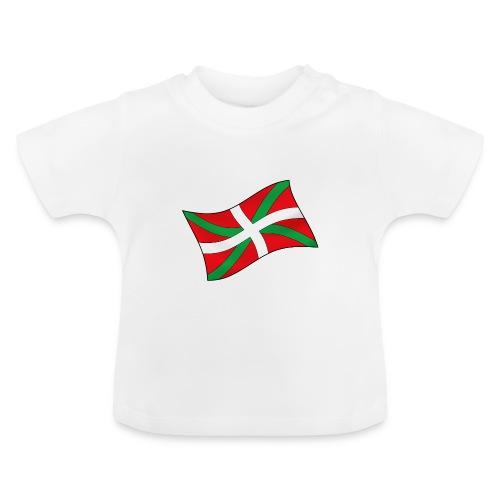 Ikurriña drapeau Basque - T-shirt Bébé