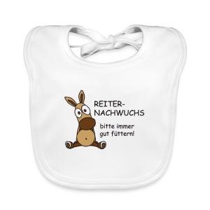 Reiternachwuchs - Baby Bio-Lätzchen