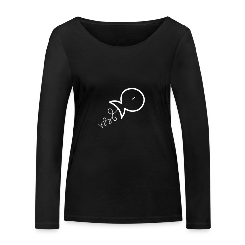 Maglietta a manica lunga ecologica da donna di Stanley & Stella