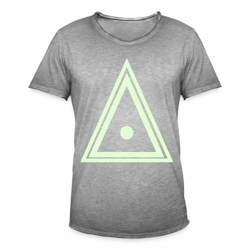 Kulmat Laser T - Men's Vintage T-Shirt