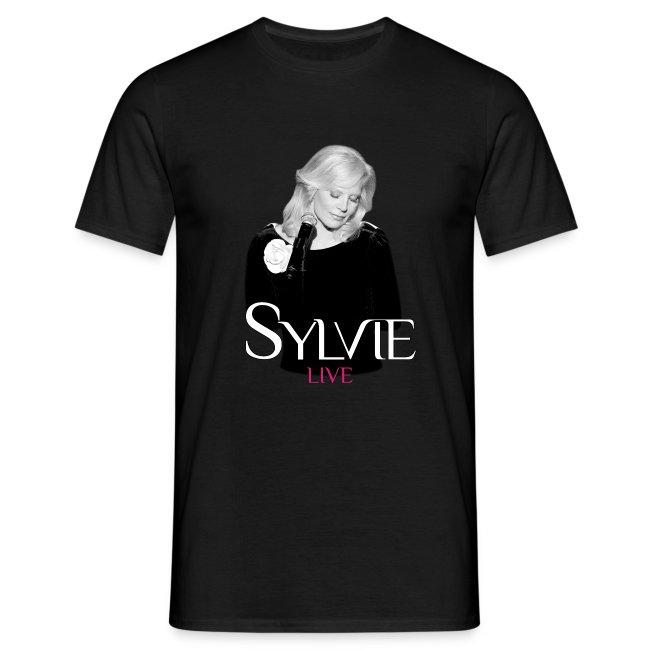 Tshirt Homme classique Sylvie Live
