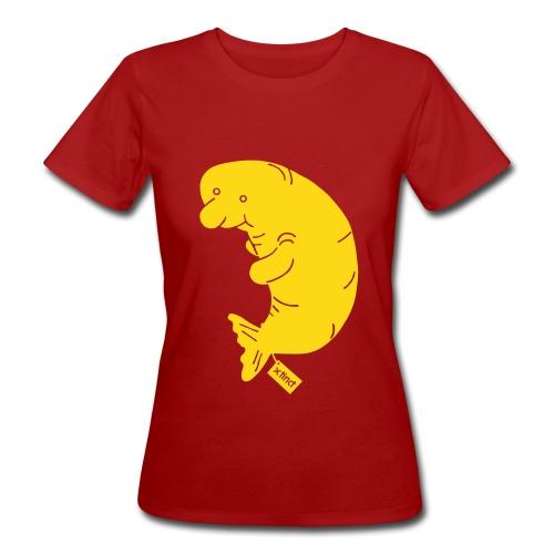 Beatrice Barth Riesenseekuh - Frauen Bio-T-Shirt