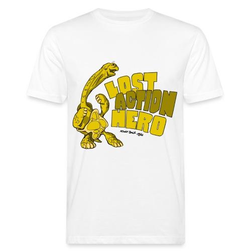Volker Konrad Riesenschildkröte - Männer Bio-T-Shirt